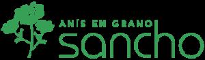 Anís en Grano Sancho - Logo Verde Transparente Grande